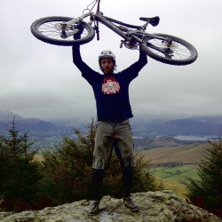The Mountain Biker - John